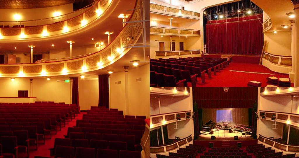Conocé la historia del Teatro Municipal de Río Cuarto