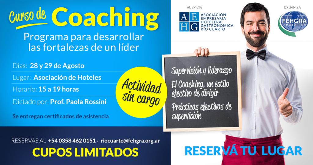 Curso Coaching Supervisión y Liderazgo