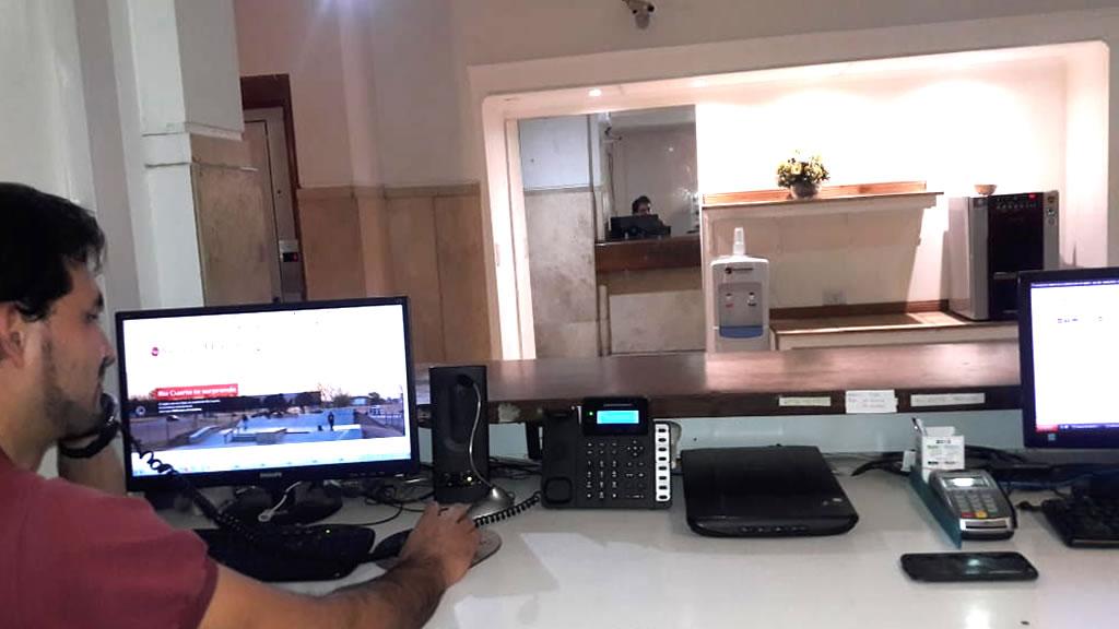 Nueva central telefónica IP